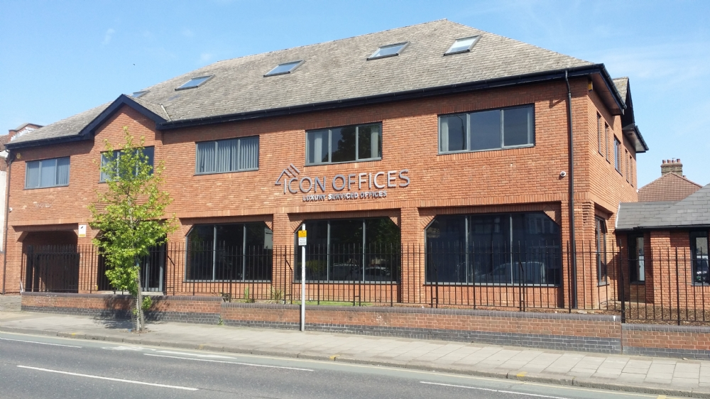 Icon Offices, Chadwell Heath