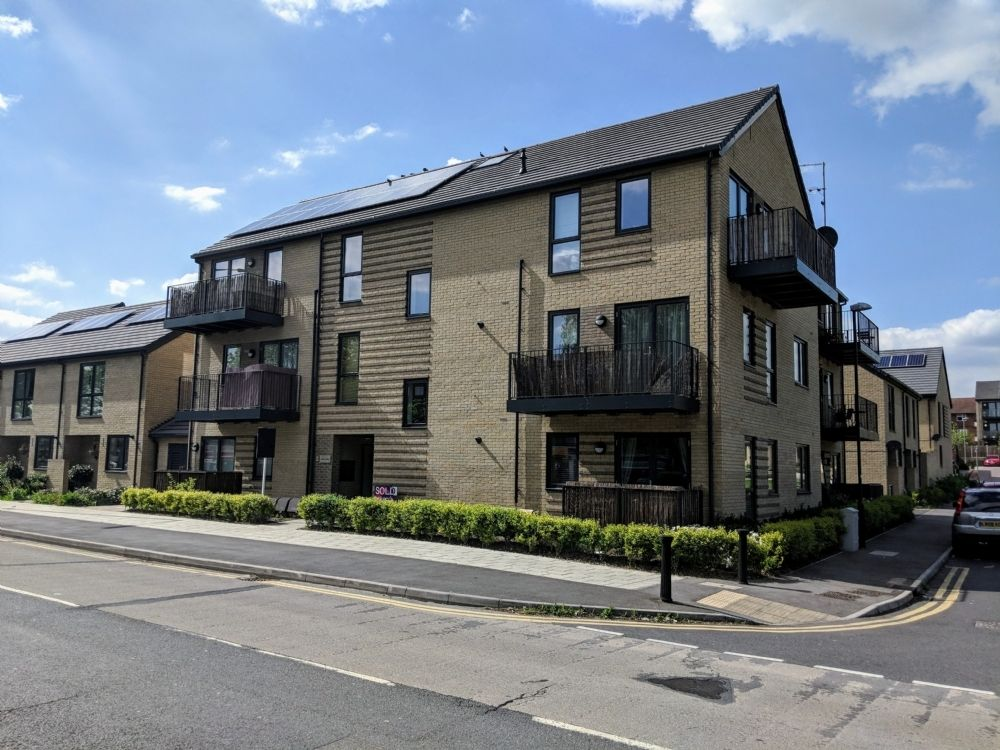Apartment , Lupin Lodge,  Hilldene Avenue, Romford
