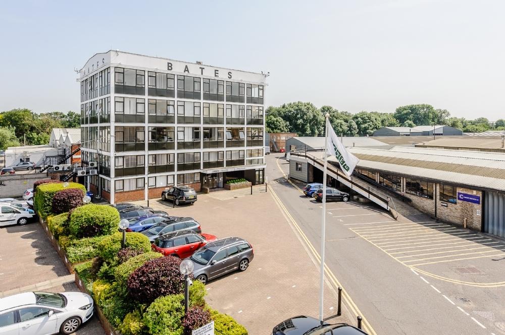 Bates Business Centre, Church Road